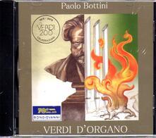 Opera Scenes & Overtures - CD Audio di Giuseppe Verdi