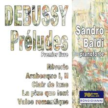 Preludes Book 1 - CD Audio di Claude Debussy