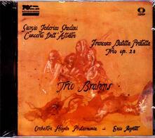 Concerto dell'albatro / Trio - CD Audio di Giorgio Federico Ghedini,Francesco Balilla Pratella