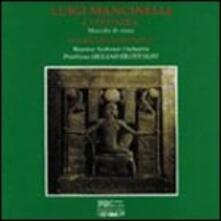 Cleopatra - CD Audio di Luigi Mancinelli
