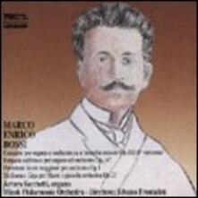 Musiche per organo e orchestra - CD Audio di Marco Enrico Bossi
