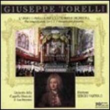 Musica per tromba, archi e basso continuo - CD Audio di Giuseppe Torelli