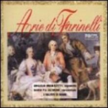 Arie di Farinelli - CD Audio