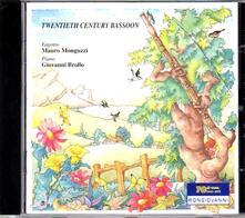Il fagotto nel XX secolo - CD Audio