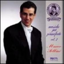 Musiche per pianoforte vol.2 - CD Audio di Ruggero Leoncavallo