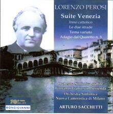 Suite Venezia - CD Audio di Lorenzo Perosi