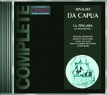 La Zingara (La Bohèmienne, intermezzo in 2 parti) - CD Audio di Rinaldo Da Capua