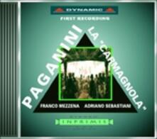 Variazioni su La Carmagnola - CD Audio di Niccolò Paganini,Franco Mezzena