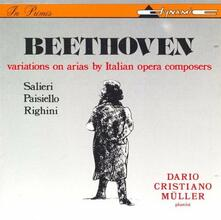 Variazioni per Piano - CD Audio di Ludwig van Beethoven