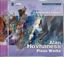 Opere per pianoforte - CD Audio di Alan Hovhaness