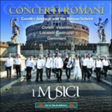 Concerti romani. L'eredità di Corelli e della Scuola Romana - CD Audio