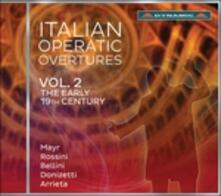 Ouverture d'opera italiana vol.2 - CD Audio