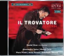 Il Trovatore - CD Audio di Giuseppe Verdi,Daniel Oren