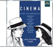 Cinema. Original Film Soundtracks - CD Audio di Luigi Palombi