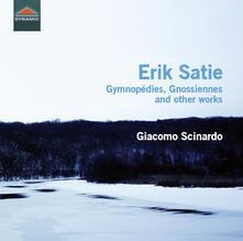 Gymnopedies, Gnossiennes e altre composizioni - CD Audio di Erik Satie,Giacomo Scinardo