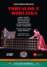Film Gioacchino Rossini. Torvaldo e Dorliska (2 DVD) Mario Martone