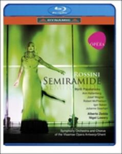 Gioacchino Rossini. Semiramide - Blu-ray