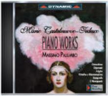 Musica per pianoforte - CD Audio di Mario Castelnuovo-Tedesco