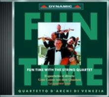 Il quartetto si diverte - CD Audio di Quartetto d'archi di Venezia,Quartetto di Venezia