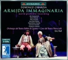 Armida immaginaria - CD Audio di Domenico Cimarosa