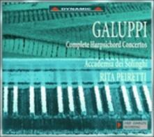 Integrale dei concerti per clavicembalo - CD Audio di Baldassarre Galuppi