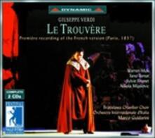 Le Trouvère (Il Trovatore) (Versione francese) - CD Audio di Giuseppe Verdi