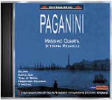 Opere per violino e pianoforte - CD Audio di Niccolò Paganini