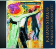Valzer - Polke (Arrangiamenti per quartetto d'archi) - CD Audio di Johann Strauss,Josef Strauss
