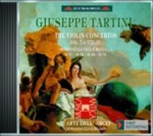 Concerti per violino vol.7 - CD Audio di Giuseppe Tartini,L' Arte dell'Arco,Giovanni Guglielmo