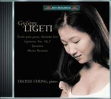 Musica per pianoforte - CD Audio di György Ligeti