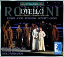 Otello - CD Audio di Gioachino Rossini,Paolo Arrivabeni