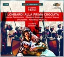 I Lombardi alla prima crociata - CD Audio di Giuseppe Verdi