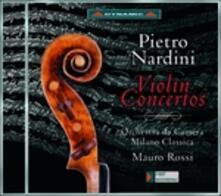 Concerti per violino - CD Audio di Pietro Nardini