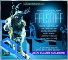 Falstaff - CD Audio di Jean-Claude Malgoire,Antonio Salieri