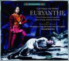 Euryanthe - CD Audio di Carl Maria Von Weber,Gerard Korsten
