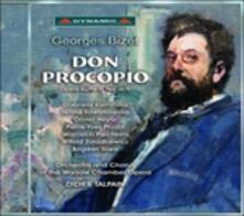 Don Procopio - CD Audio di Georges Bizet