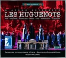 Gli Ugonotti (Les Huguenots) - CD Audio di Giacomo Meyerbeer