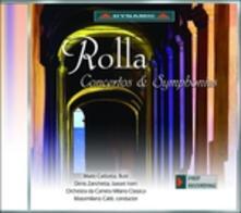 Concerti - Sinfonie - CD Audio di Alessandro Rolla,Massimiliano Caldi