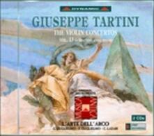 Concerti per violino vol.13 - CD Audio di Giuseppe Tartini,L' Arte dell'Arco,Giovanni Guglielmo