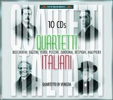 Quartetti italiani - CD Audio di Quartetto di Venezia