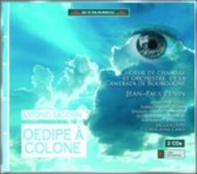 Oedipe à Colone - CD Audio di Antonio Sacchini