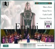 Ernani - CD Audio di Giuseppe Verdi