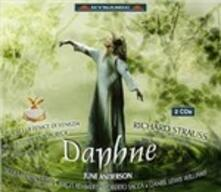 Daphne - CD Audio di Richard Strauss,Roberto Saccà,June Anderson,Orchestra del Teatro La Fenice,Stefan Anton Reck