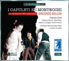 I Capuleti e i Montecchi - CD Audio di Vincenzo Bellini