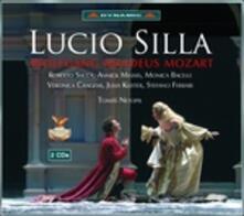 Lucio Silla - CD Audio di Wolfgang Amadeus Mozart