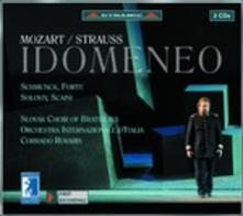 Idomeneo (Orchestrazione di Richard Strauss) - CD Audio di Wolfgang Amadeus Mozart