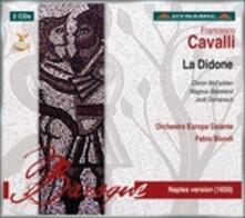 La Didone - CD Audio di Francesco Cavalli,Fabio Biondi,Europa Galante,Claron McFadden,Magnus Staveland