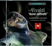 Aurei zeffiretti - CD Audio di Antonio Vivaldi