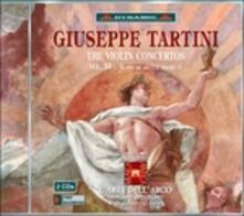 Concerti per violino vol.14 - CD Audio di Giuseppe Tartini,L' Arte dell'Arco,Giovanni Guglielmo