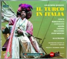 Il Turco in Italia - CD Audio di Gioachino Rossini,Antonello Allemandi,Orchestra Haydn di Bolzano e Trento,Marco Vinco,Alessandra Marianelli